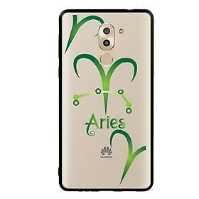 Hình đại diện sản phẩm Ốp lưng cho Huawei GR5 2017 viền TPU cung Bạch Dương - Aries
