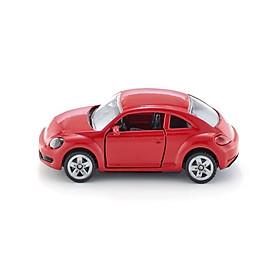Đồ chơi mô hình SIKU Xe VW The Beetle màu đỏ sành điệu 1417