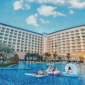 Combo 3N2Đ VinOasis Phú Quốc Resort 5* + Vé Máy Bay, Miễn Phí VinWonders, Vinpearl Safari, Đưa Đón Sân Bay