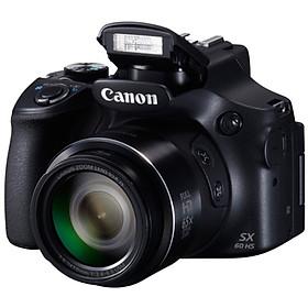 Máy Ảnh Kỹ Thuật Số Canon PowerShot SX60 HS - Hàng nhập khẩu
