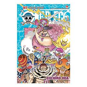 One Piece (Bản Bìa Gập) – Tập 87