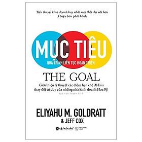 Sách - The goal - Mục tiêu - Quá trình liên tục hoàn thiện