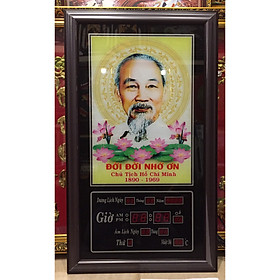 Tranh lịch vạn niên , Bác Hồ Chí Minh - 631