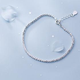 Lắc Tay Nữ | Lắc Tay Nữ Bạc S925 Thanh Tú Đơn Giản L2536 - Bảo Ngọc Jewelry