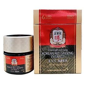 Cao hồng sâm cô đặc Extract - KGC Cheong Kwan Jang Korean Red Ginseng Extract- nhiều size