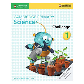 Cambridge Primary Science Challenge 1: Activity Book