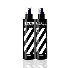 COMBO 2 lọ Gôm xịt tóc Swagger Hair Setter Spray Hàn Quốc 200ml