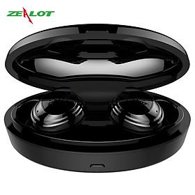 Tai nghe bluetooth Zealot không dây hàng chính hãng tương thích với nhiều dòng điện thoại như iphone, samsung, xiaomi, oppo... dành cho cả nam và nữ