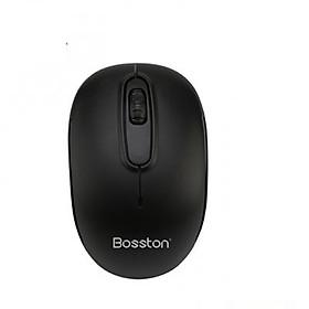 Chuột không dây Bluetooth Bosston Q1 - Hàng Chính Hãng