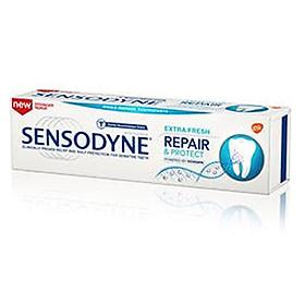 Kem đánh răng SENSODYNE Repair & Protect Extra Fresh