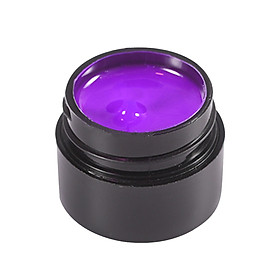 7PCs Painting Elastic Drawing Spider Gel UV LED Gel Polish Drawing Nail Gel for Line Nail Art DIY Phototherapy Drawing