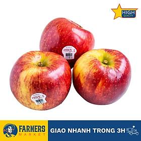 [Chỉ Giao HCM] - Táo Envy New Zealand size 70 (0.6Kg/2 Trái) - Thịt táo mọng nước, giòn, ngọt thơm chuẩn ngon của dòng táo Envy.