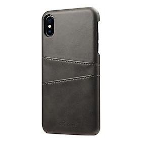 Ốp Lưng Da Kiêm Ví Dành Cho Điện Thoại Apple iPhone XS Max