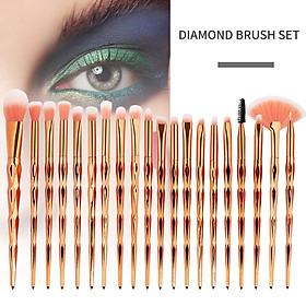 Maange 20PCS Makeup Brush Professional Makeup Brush Set Kits Beauty Tools
