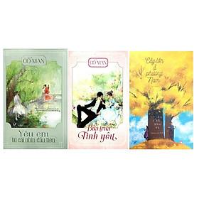 Combo 3 cuốn : Bữa Trưa Tình Yêu  + Yêu Em Từ Cái Nhìn Đầu Tiên + Cây lớn ở Phương Nam