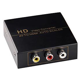 Bộ Chuyển Đổi Tín Hiệu HDMI Sang AV Video FJ-HA1308