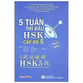 5 Tuần Thi Đậu HSK 5 - Cấp Độ 5