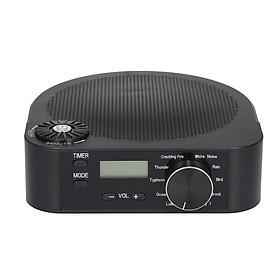 S1 Sleep Machine Sound+Sleep USB Charging Sleeping Timer Night Display Sound Technologies Soothing Sound Spa Relaxation