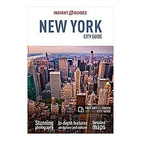 Insight Guides City Guide New York
