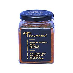 PALMANIA Mật thốt nốt sệt truyền thống 250g net | Nguyên Chất, Tự Nhiên & Vì Sức Khỏe | Đặc sản An Giang