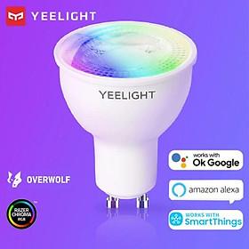 [NEW 2021] Bóng Đèn Thông Minh Yeelight Gu10 W1 đui cài - RGB 16 triệu màu