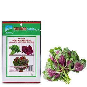 Hạt Giống Dền 3 Màu Phú Nông-Trồng được quanh năm,cây phát triển và kháng bệnh tốt cho năng suất cao-Thu hoạch 25-30 ngày-Gói 20gr