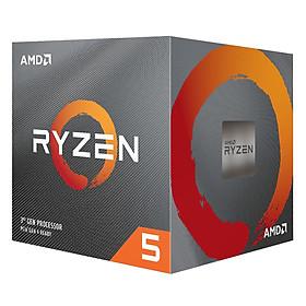 Bộ Vi Xử Lý CPU AMD Ryzen Processors 5 3600X - Hàng Chính Hãng