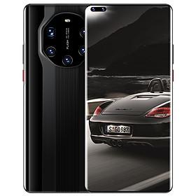 Mate40 RS 7.2INCH MỚI Màn hình 12GB RAM 512GB ROM Điện thoại di động Điện thoại di động Toàn màn hình Điện thoại thông minh