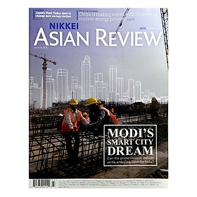 [Download sách] Nikkei Asian Review: Modi's Smart City Dream - 27
