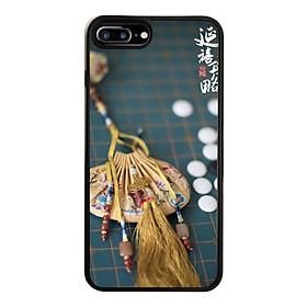 Ốp Lưng Kính Cường Lực Dành Cho Điện Thoại iPhone 7 Plus / 8 Plus Diên Hy Công Lược Mẫu 5