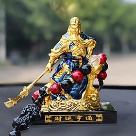 Tượng Phật Quan Công Trang Trí Xe Hơi và để phòng khách