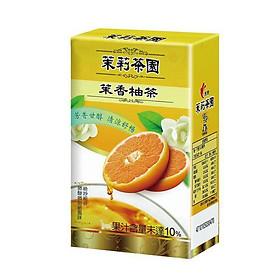 Combo 6 hộp Trà bưởi hoa lài Jasmine Pomelo Tea 250ml
