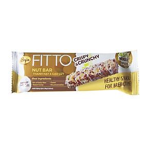 Bánh Ngũ Cốc Dinh Dưỡng Gạo Lứt Và Các Loại Hạt Điều Đậu Phộng Mè - 365 BEGIN – FITTO Coconut