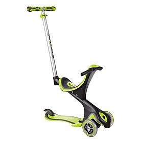 Xe Trượt Scooter Globber Evo Comfort - Xanh Lá