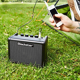 (Chính hãng Blackstar) Electric Amplifier BLACKSTAR FLY 3 series 3Watts Black BA102012