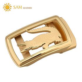 Mặt Khóa Thắt Lưng - Đầu Khóa Thắt Lưng SAM Leather SMDN014CSV