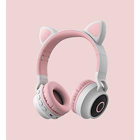 Tai nghe Bluetooth tai mèo, không dây chụp tai - ADG028C