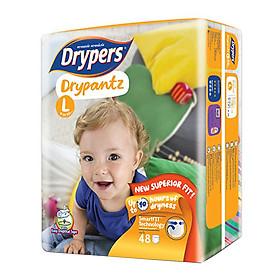 Tã Quần Drypers Drypantz Cực đại L48 (48 Miếng)-3