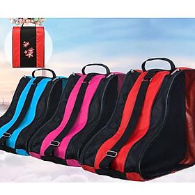 Combo 2 Túi Thể Thao - Túi Đựng Giày Patin 3 Ngăn - Túi Đựng Giày Trượt Patin Cao Cấp