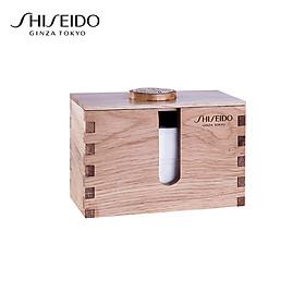[Gift] Hộp gỗ đựng bông cotton