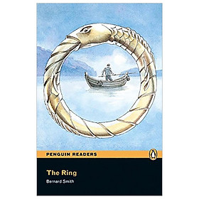 Level 3: The Ring Book and MP3 Pack (Pearson English Graded Readers)