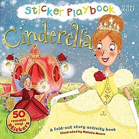 Sticker Playbook - Cinderella