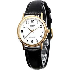 Đồng hồ nam dây da Casio MTP-1095Q-7B
