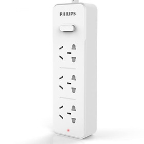 Ổ Cắm Điện 3 Ổ Cắm PHILIPS SPS3321A/93 (1.8m)