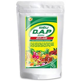 Phân bón Con Cò Vàng : Siêu DAP amino