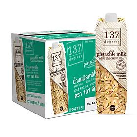 Thùng Sữa Hạt Dẻ Nguyên Chất 137 DEGREES 1000ml (Thùng 12 hộp)