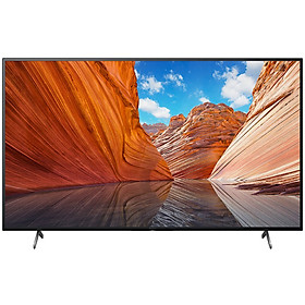 Android Tivi Sony 4K 75 inch KD-75X80J Mới 2021