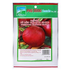 Hạt giống Củ dền đỏ Crimson Globe Phú Nông (5g/gói)