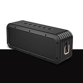Loa nghe nhạc bluetooth ngoài trời công suất lớn 40W, âm thanh vượt trội, chống thấm nước IPX7 PKCB PF1017 - Hàng chính hãng