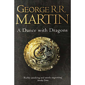 A Song of Ice and Fire - Book 5: A Dance with Dragons (HBO's hit series A GAME OF THRONES) (Paperback)